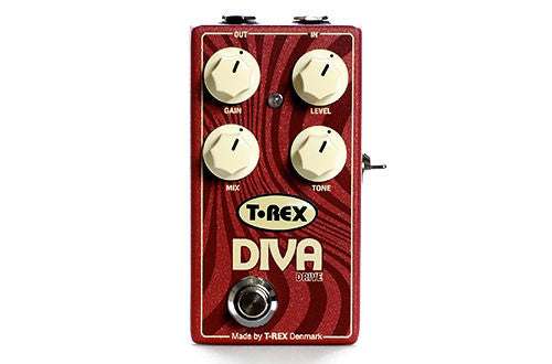 T-Rex Effects - Diva Drive Overdrive