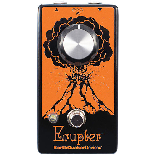 EarthQuaker Erupter Ultimate Fuzz Tone