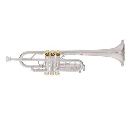 Eastman ETR530GS C Trumpet - Quest Music Store
