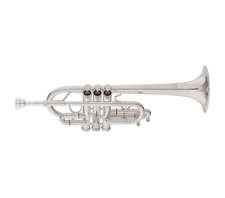 Eastman ETR540S Eb Trumpet - Quest Music Store