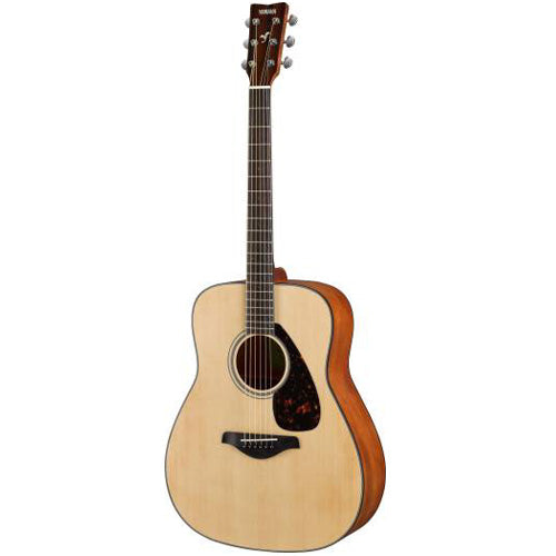 Yamaha FG Series FG800M Solid Spruce Top Acoustic Guitar