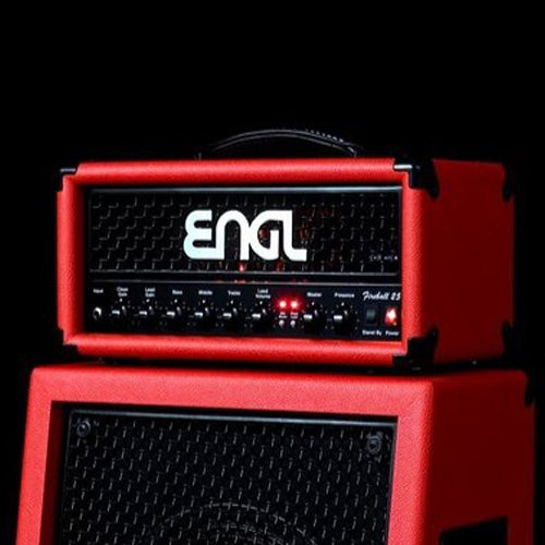 Engl Fireball 25 Special Edition, Red Bronco