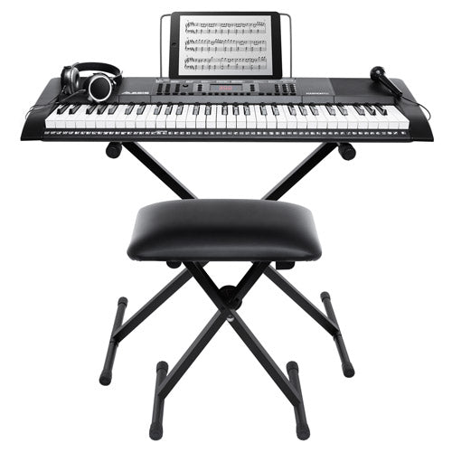 Alesis Harmony 61 Mk II 61-Key Portable Keyboard Pack