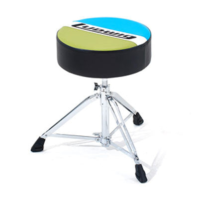 Ludwig Drums - Atlas Classic Round Drum Throne - Quest Music Store