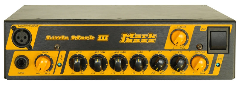 Markbass - Little Mark III Bass Amplifier
