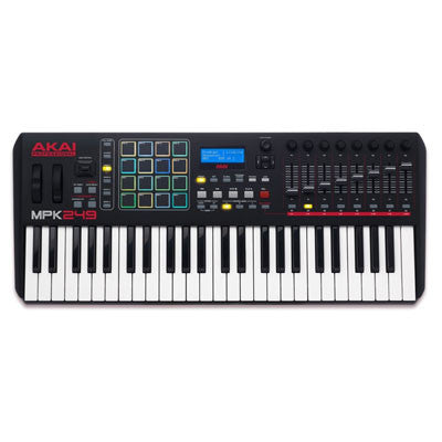 Akai MPK249 Performance Keyboard Controller - Quest Music Store