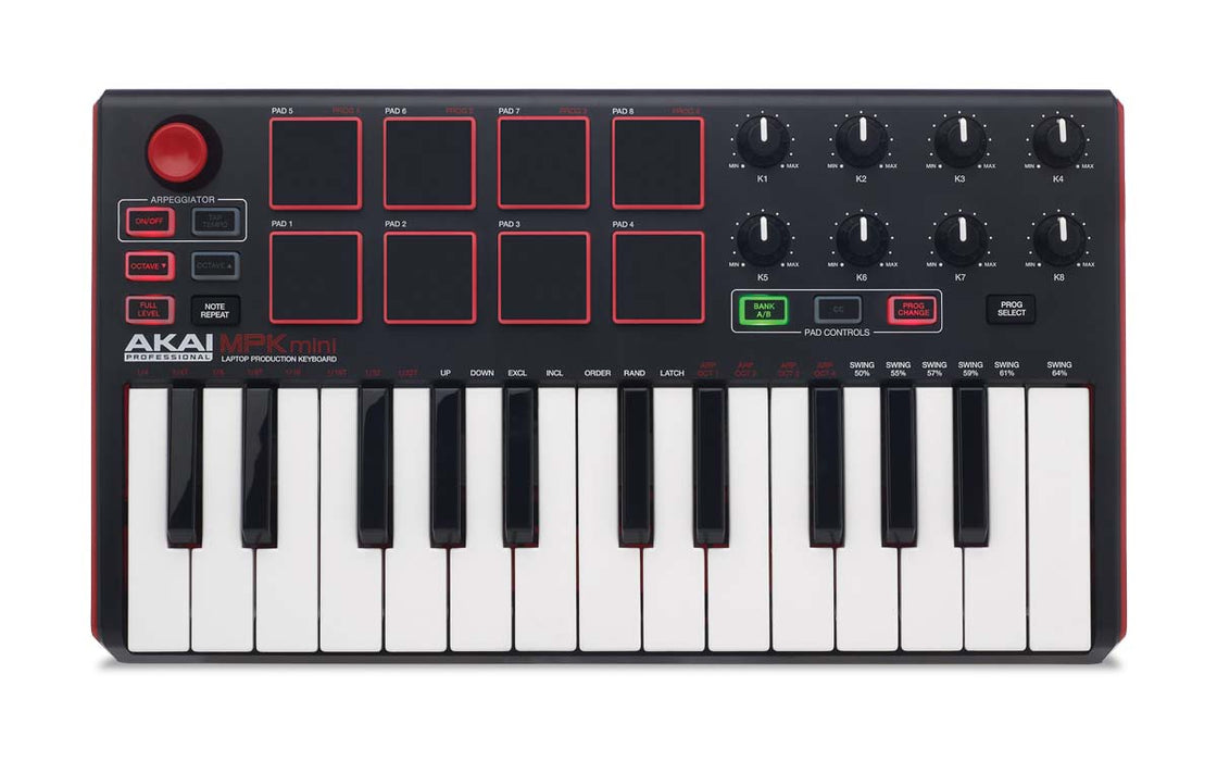 Akai Professional MPK Mini - Mk II - Quest Music Store