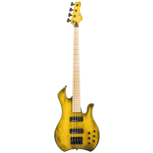 Markbass Kimandu Series Electric Bass With Bag, Old Yellow