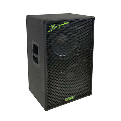 Bergantino NXT212 'Neo X-Treme Technology' Series 2-12″ w/Tweeter | Bass Loudspeaker