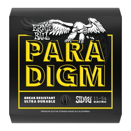 Ernie Ball 2027EB Paradigm Beefy Slinky Electric Guitar Strings 11-54