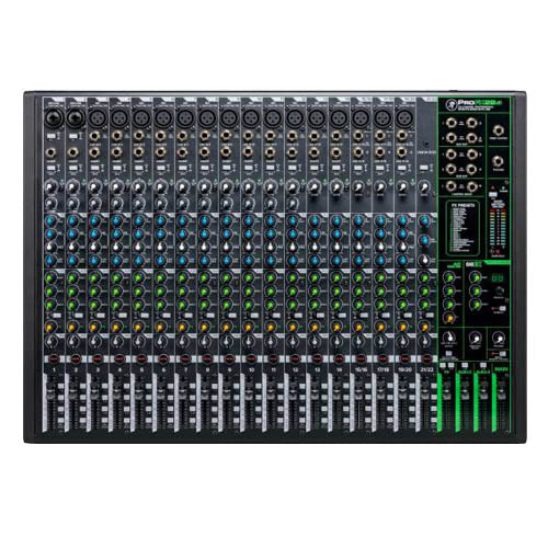 Mackie ProFX22v3 - 22 Channel Mixer