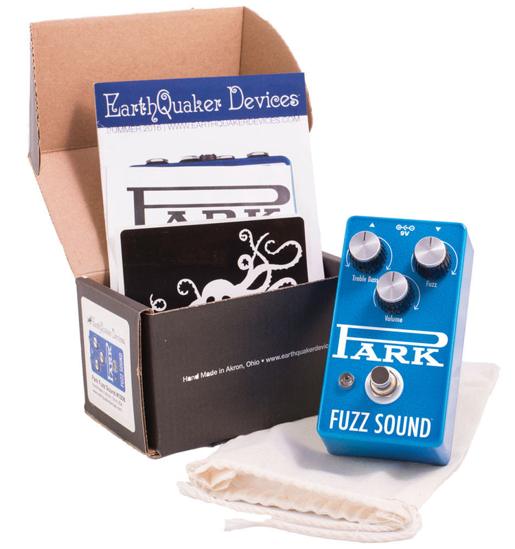 EarthQuaker Park Fuzz Sound - Quest Music Store