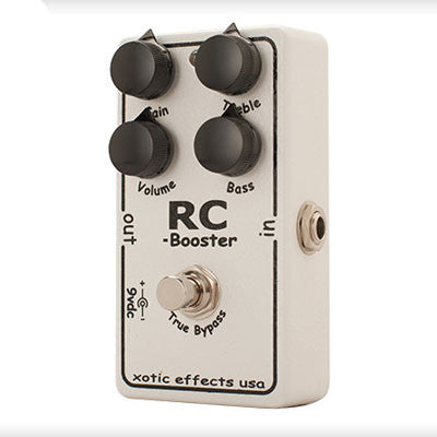 Xotic Effects - RC Booster - Quest Music Store