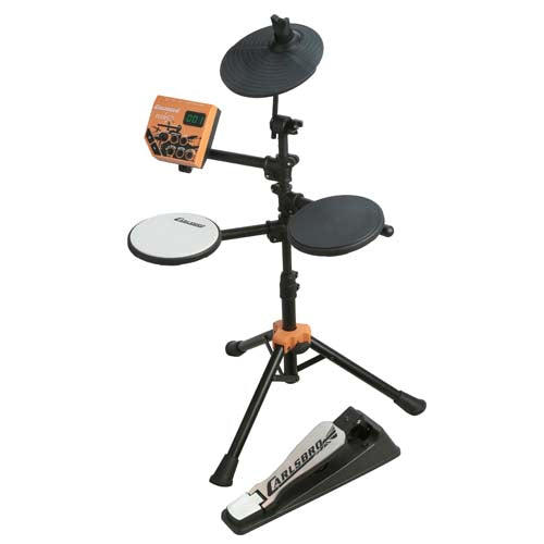Carlsbro 3-Piece Junior Electronic Drum Kit