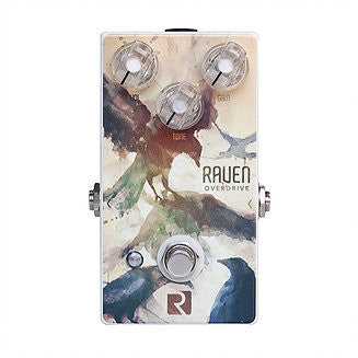 Rock Stock Pedals - Raven Mid Gain Overdrive