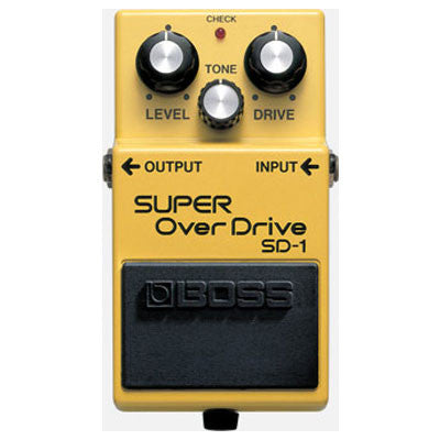 Boss SD-1 Super Overdrive - Quest Music Store