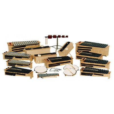 Suzuki Orff Starter Set, 19 Instruments - Quest Music Store