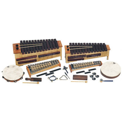 Suzuki Orff Starter Set, 13 Instruments - Quest Music Store