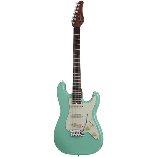 Schecter Nick Johnston Traditional, Atomic Green