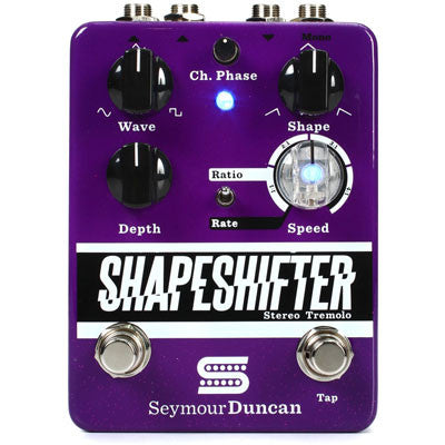 Seymour Duncan Shape Shifter Stereo Tremolo - Quest Music Store