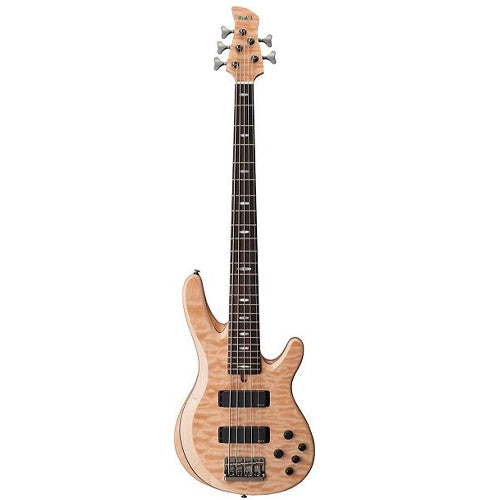 Yamaha TRB1005J 5 String Bass Guitar - Natural