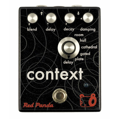 Red Panda Labs - Context Reverb