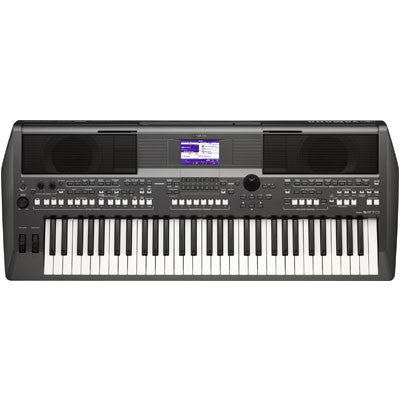 Yamaha PSR-S670 Arranger Workstation - Quest Music Store