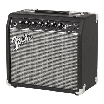 Fender Champion 20 Guitar Amplifier - Quest Music Store