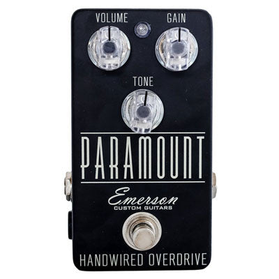 Emerson Paramount Handwired Overdrive - Quest Music Store