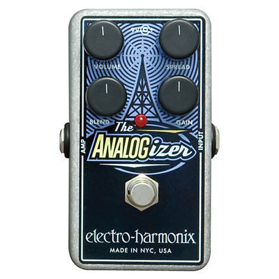Electro-Harmonix Analogizer Tone Shaper / Boost Pedal - Quest Music Store