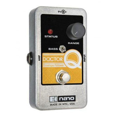 Electro-Harmonix Nano Doctor Q Envelope Filter Pedal - Quest Music Store