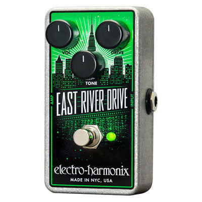 Electro-Harmonix East River Drive Pedal - Quest Music Store