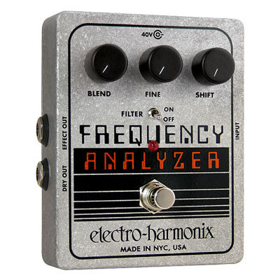 Electro-Harmonix Frequency Analyzer Pedal - Quest Music Store