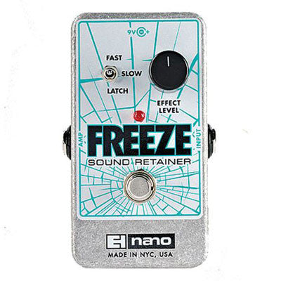 Electro-Harmonix Freeze Infinite Sustain Pedal - Quest Music Store