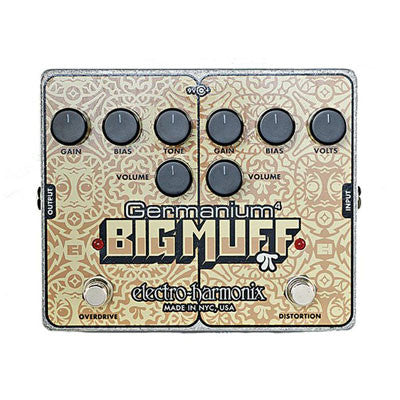 Electro-Harmonix Germanium 4 Big Muff Pi Overdrive/Distortion Pedal