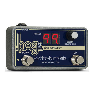 Electro-Harmonix HOG 2 Foot Controller - Quest Music Store