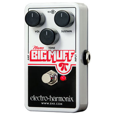 Electro-Harmonix Nano Big Muff Pi Distortion Pedal - Quest Music Store