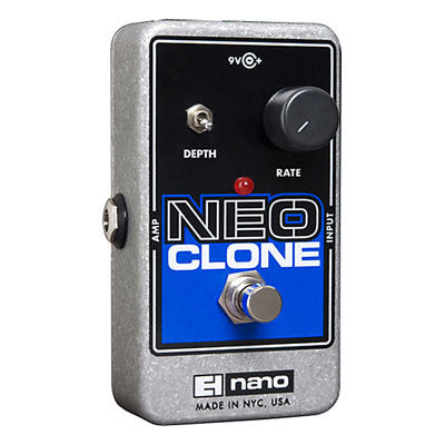 Electro-Harmonix Neo Clone Analog Chorus Pedal - Quest Music Store