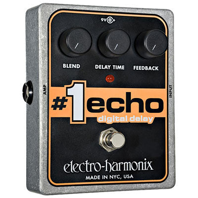 Electro-Harmonix #1 Echo Digital Delay Pedal - Quest Music Store