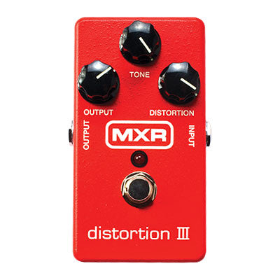 MXR Distortion III Pedal - Quest Music Store