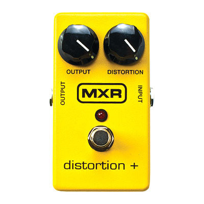 MXR Distortion Plus Pedal - Quest Music Store