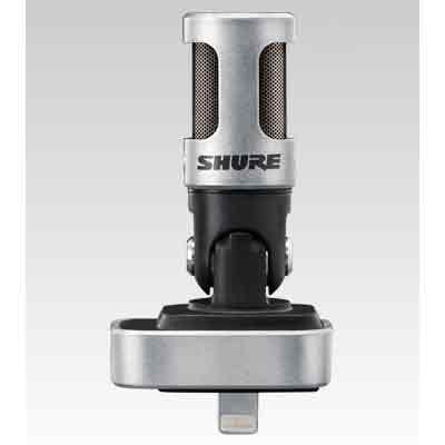 Shure MV88 iOS Digital Stereo Condenser Microphone - Quest Music Store