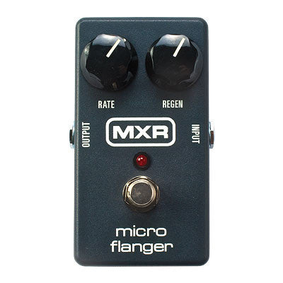 MXR Micro Flanger Pedal - Quest Music Store
