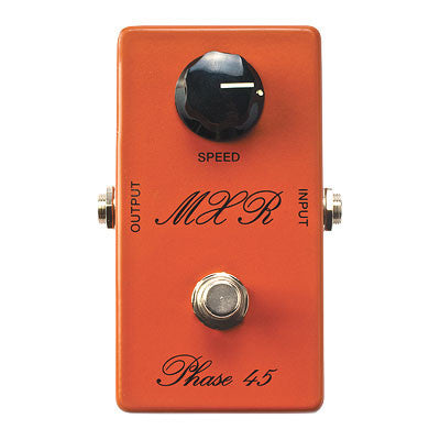 MXR Vintage '75 Phase 45 Phaser Pedal - Quest Music Store