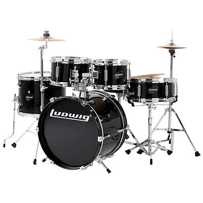 Ludwig Drums - Junior Outfit Complete Drum Kit