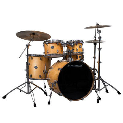 Ludwig Drums - Element Birch Drum Kit - Quest Music Store
