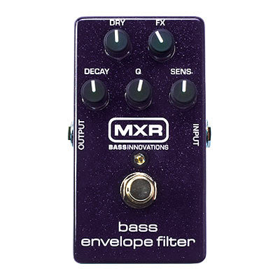MXR Bass Envelope Filter Pedal - Quest Music Store