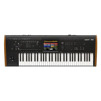 Korg Kronos 61-Key Synthesizer Workstation - Quest Music Store