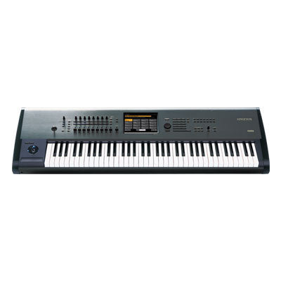 Korg Kronos 73-Key Synthesizer Workstation - Quest Music Store