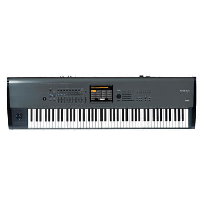 Korg Kronos 88-Key Synthesizer Workstation